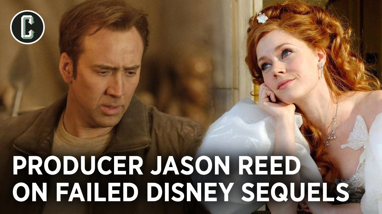 Producer Jason Reed Explains What a Disney Production Executive Does