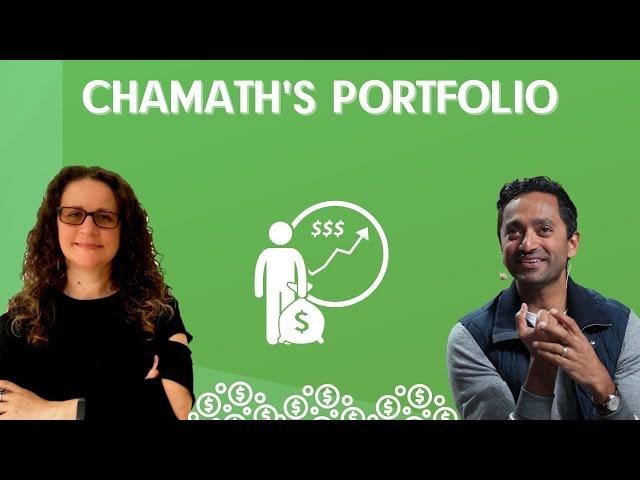 Chamath Palihapitiya's Portfolio Breakdown (Investment Portfolio)