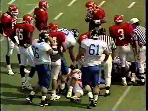 UNK vs UNO Football 1994