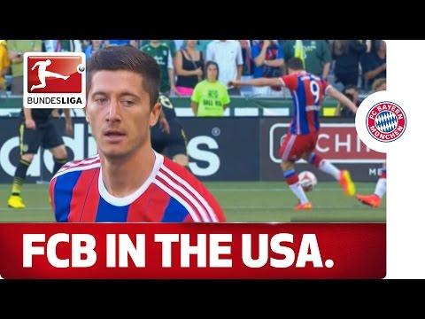 Bayern München Beaten by MLS All-Stars