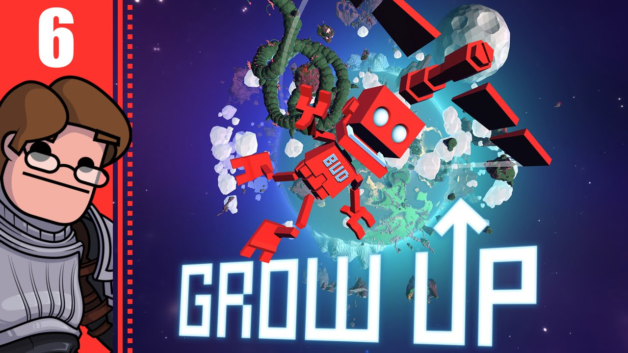 Grow Up Spiel