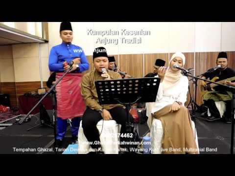 Umpan jinak di air tenang (Eddie Nazrin dan Rahman 3 Juara)