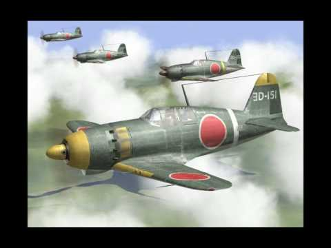 Aviation Art - WW II Japanese Air Force