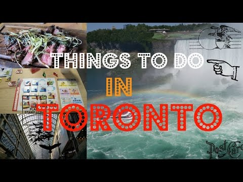 Things To Do In Toronto Canada Travel Vlog | SpottedJournal