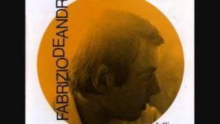Fabrizio De André - Terzo Intermezzo