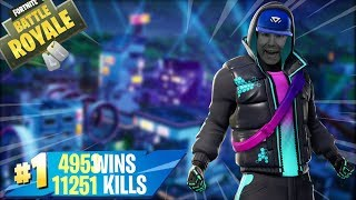 🔴 FORTNITE Lv.26 WEEK 1 CHALLENGES! NEW SKIN CRIPTIC! CODE SUPPORT -xiuderone