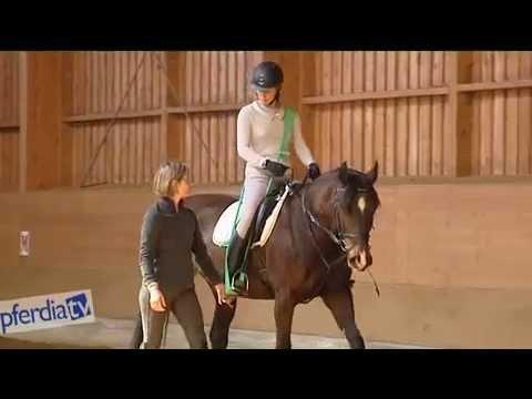 Die Körpersprache des Reiters - Tipps für einen besseren Sitz | Marlies Fischer-Zillinger