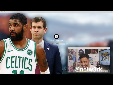 Kyrie Irving Wants to Talk About Leadership   NBA Desktop   The Ringer