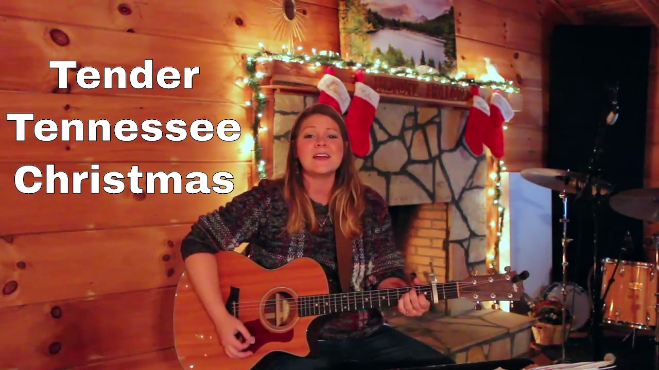 Tender Tennessee Christmas - Lydia Walker (Amy Grant Cover) - YouTube