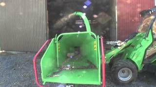 Avant HCH150 Wood Chipper Thumbnail