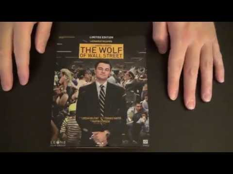Unboxing  - The Wolf of Wall Street - Limited Edition (2 Blu-Ray Disc - Steelbook)