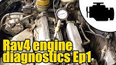 AFR with one cylinder not firing - YouTube