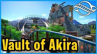 The Vault of Akira, Splash Thrills & Expedition Wraemiterra! Planet Coaster: Coaster Spotlight 801