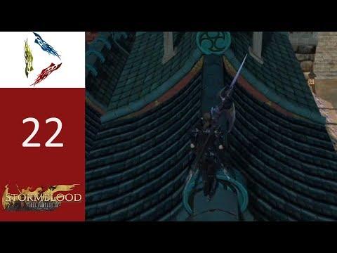 Let's Play Final Fantasy XIV: Stormblood - Episode 22: Inner Ninja