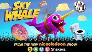 Sky Whale - Android Gameplay HD