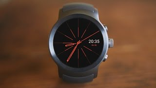 обзор LG Watch Sport  лучшие на Android Wear
