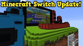 Minecraft Switch UPDATE - Wii U & Better Together?