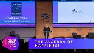 Scott Galloway The Algebra Of Happiness