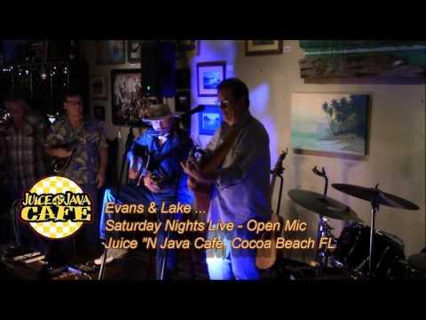 Evans & Lake - JnJ Cafe Open Mic