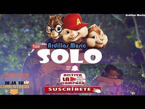 Solo-Nene La Amenaza-Amenazzy FT Lary Over-Alvin y las ardillas