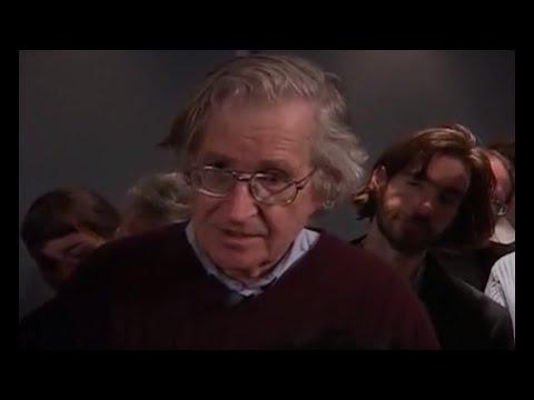 Noam Chomsky - Self-censorship