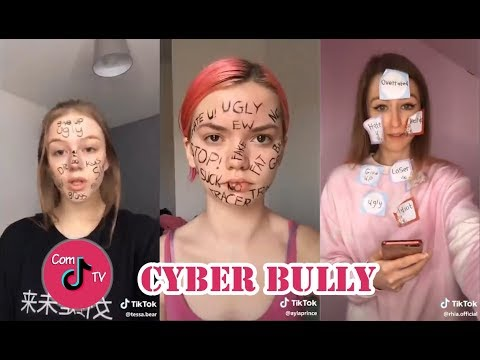 Cyber Bully Challenge TikTok Videos Compilation 2019