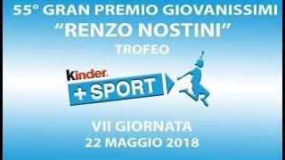 "55° GPG Trofeo ""Kinder +Sport"" - VII GIORNATA - SpM Giovanissimi"