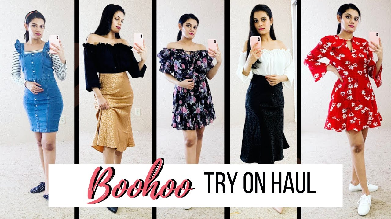 BOOHOO TRY ON HAUL 2020 | Spring to summer outfits