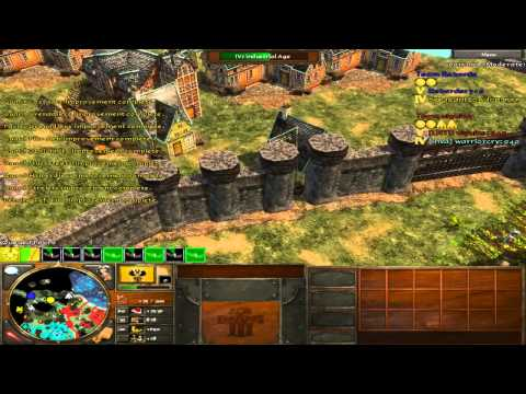 Age of Empires 3 Gameplay #2 The Longest War