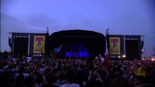 Mumford & Sons - Lover's Eyes - T in the Park 2013 [1080i]