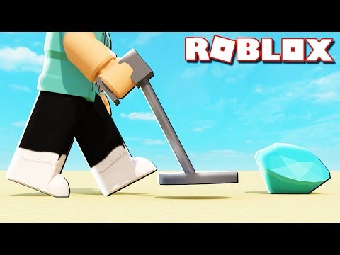 Roblox Adventures - 99% CAN'T FIND THIS WITH A METAL DETECTOR! (Metal Detecting Simulator)