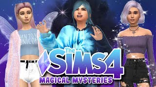 Witches, Fairies, + Vampires! The Sims 4 create a sim. Today we are...