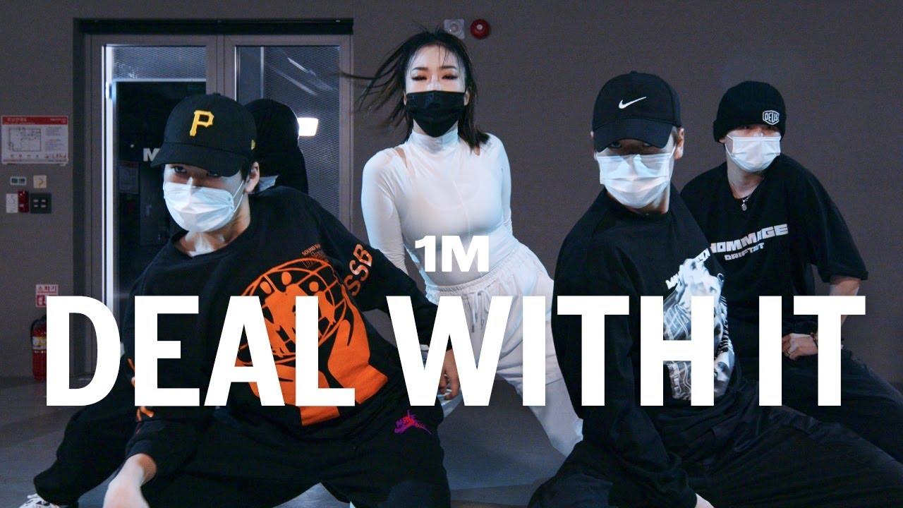 Ashnikko - Deal With It (feat. Kelis) / Jiwon Jung Choreography
