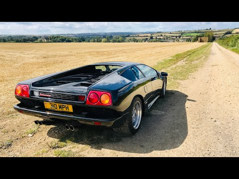 All The Ways the Lamborghini Diablo Is Better Than the Countach