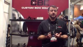 2014 ata show cbe tek hybrid bow sight