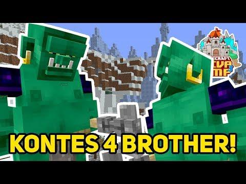 MEMBUAT KONTES 4 BROTHER! - Viva SMP S3 (3)