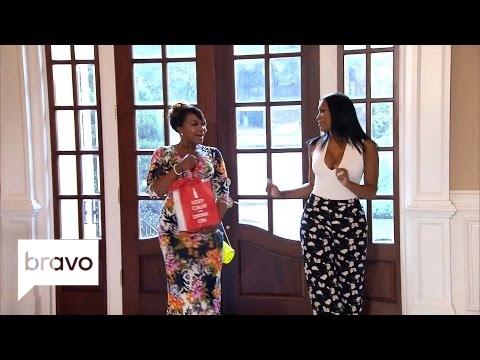 RHOA: Tour Porsha's Palace! Season 9  Bravo