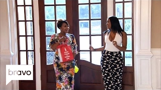 RHOA: Tour Porsha's Palace! (Season 9) | Bravo