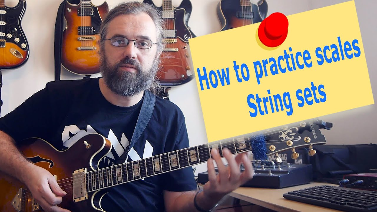 Download How to practice your scales and why – String sets