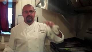 Chef Brett Mckee's Chicken Marsala With Grilled Asparagus