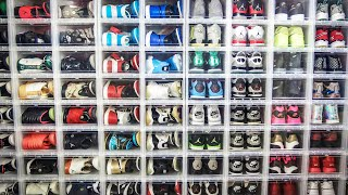 Where To Buy Drop Front Shoe Box For Sneaker Collection