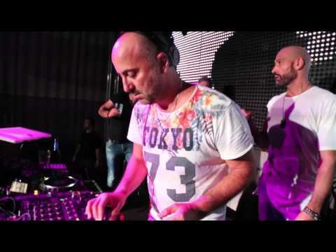 DJ ANDREA PREZIOSO & MARVIN @ Zürich 17.10.15
