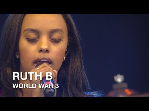 Ruth B | World War 3 | CBC Music Festival