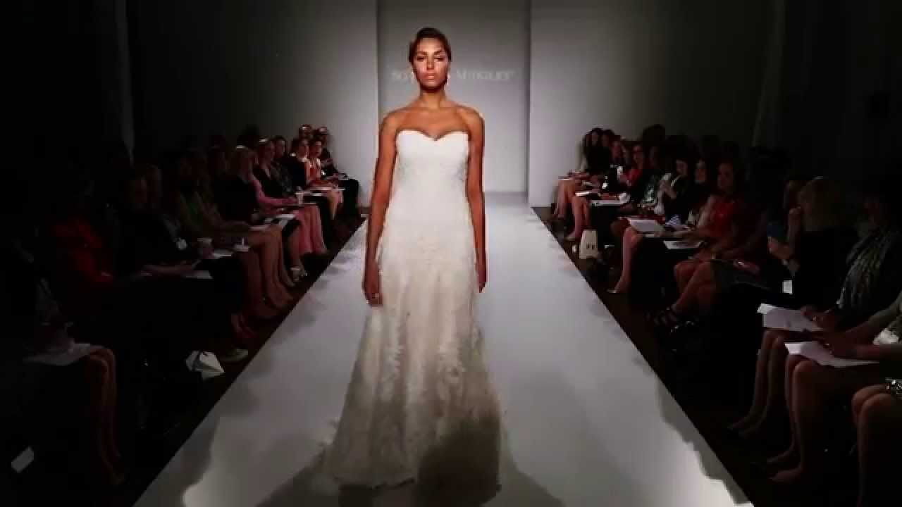 Sottero and Midgley Fall 2014 Wedding Gowns Bridal Fashion Week ...