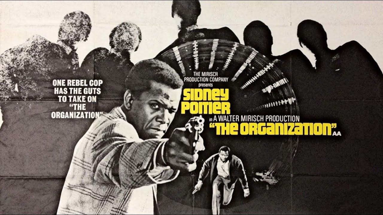 """Download Die Organisation (USA 1971 """"The Organization"""") Trailer deutsch / german VHS"""