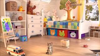 Детские песенки - Кошка беспородная