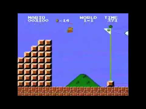Mike Jones Vs Super Mario Bros. ( Mr Jones KemoSwaby Remix )