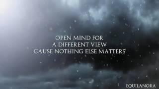 Marlisa - Nothing Else Matters (Lyrics)