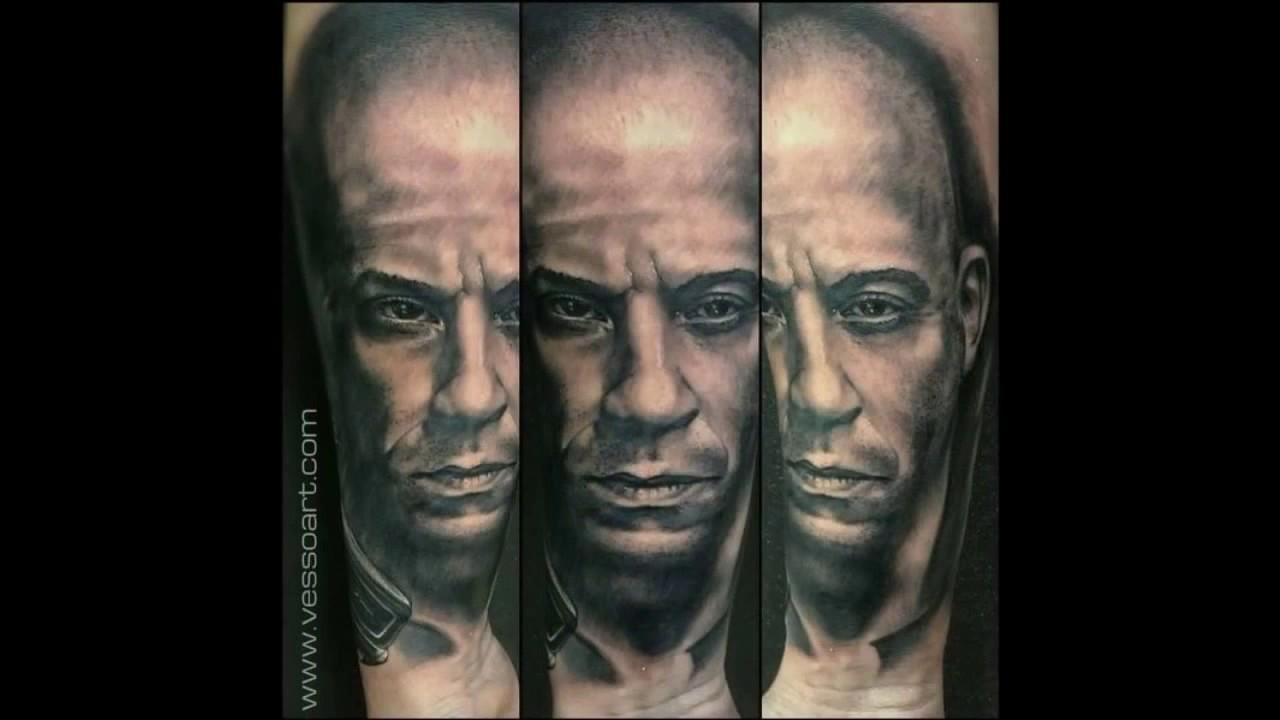 Tatuajes de fast and furious youtube for Fast and furious tattoo