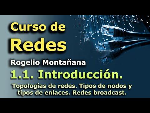 Curso de Redes. 1.1. Introducción. Conceptos básicos.